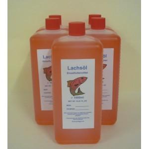 Лососевое масло для собак