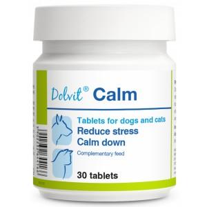 Dolvit Calm успокоительное средство для собак