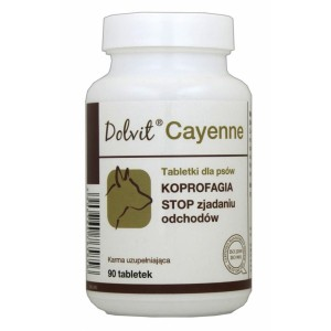 Dolvit Cayenne - средство от поедания фекалий собаками