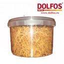 Морковные пеллеты (каротин)  для собак