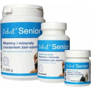 Витаминно-минеральный комплекс для собак Dolvit Senior (Дольвит  Сеньор)